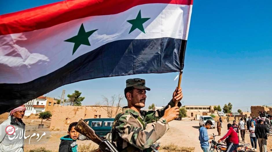 مردم سالاری تغییر توازن قوا در شمال شرق سوریه را پس از توافق کردها و دولت اسد، بررسی می کند.