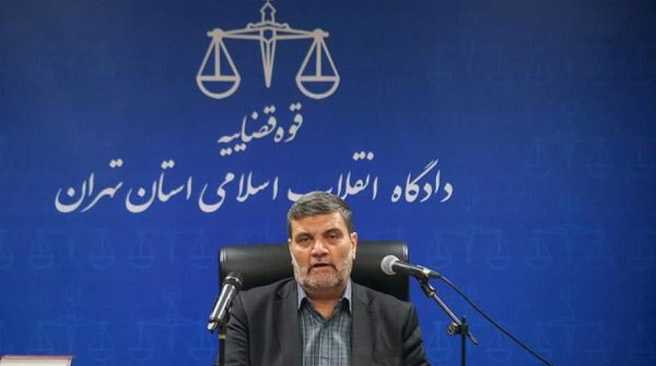 ایروانی: کلیه اتهامات غیر کارشناسی را رد میکنم، قاضی صلواتی: افساد فیالارض از اتهامات عباس ایروانی برداشته شد